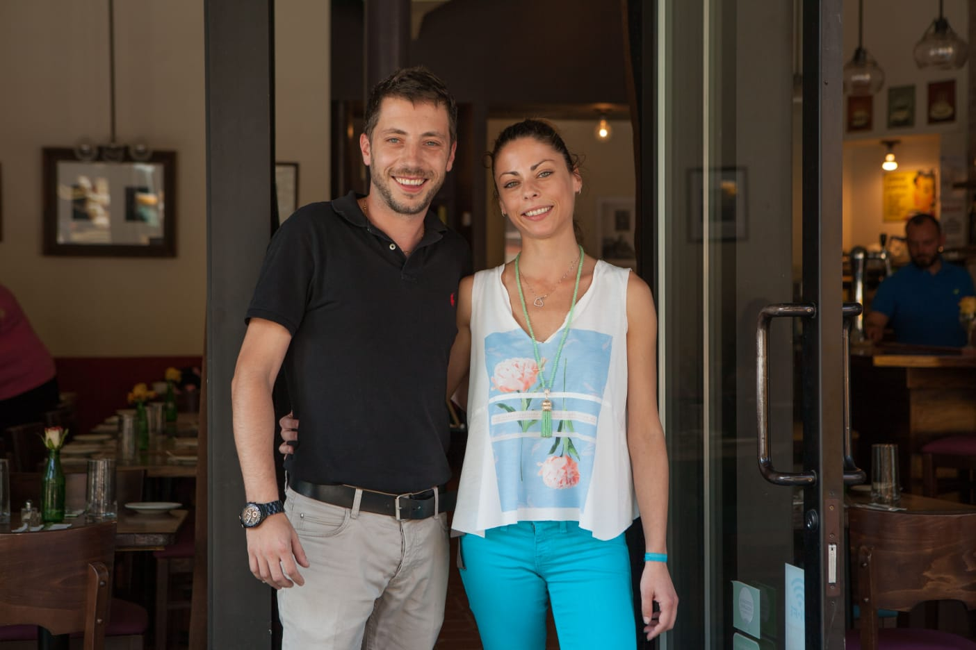 Arco Cafe Team - Daniele e Francesca - Sardinian Food