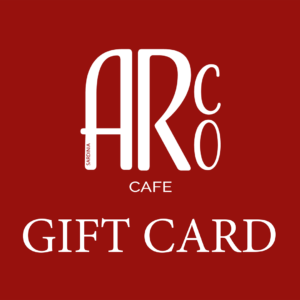 Gift Card Arco Cafe
